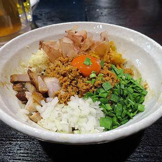 男の台湾まぜ麺(150g)(関目団長)