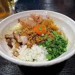 男の台湾まぜ麺(150g)