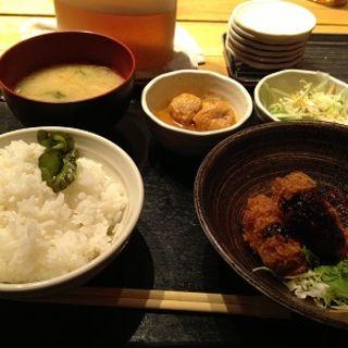 日替わり定食(男組 釣天狗 本町店 )