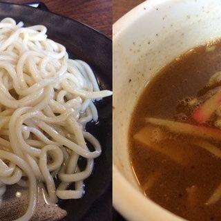 醤油つけ麺(癒庵 )