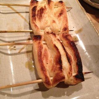 ラクレットチーズのいなり焼きお揚げ