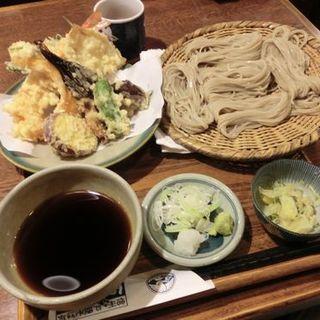天麩羅蕎麦 (百々亭 (ももてい))