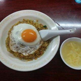 カレー炒飯(盛隆)