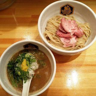 濃厚真鯛つけ麺(真鯛らーめん 麺魚 )