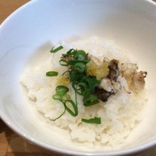 真鯛雑炊丼(真鯛らーめん 麺魚 )