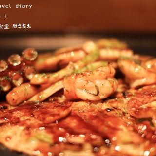 カマンベールチーズ揚(磯然 大塚店 (イソゼン))