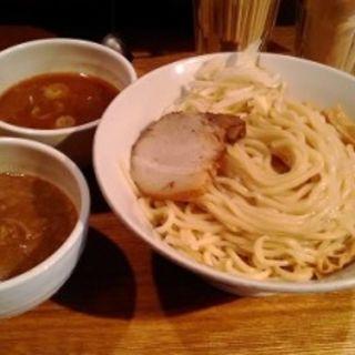 2色つけ麺 味噌・海老醤油(神保町 可以 (じんぼうちょう かい))