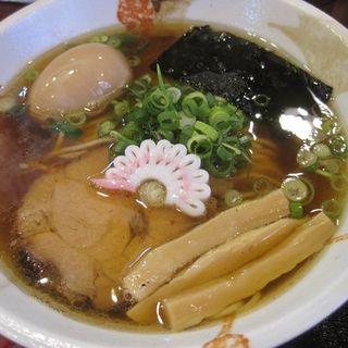 味玉醤油ラーメン(神楽 (カグラ))