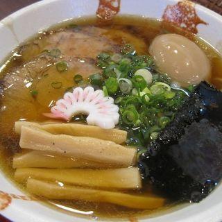 神楽醤油ラーメン(神楽 (カグラ))