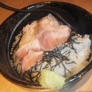鮭茶づけ(神楽屋 )