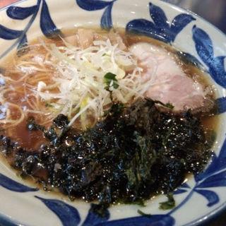 醤油ラーメン(神田 磯野 (かんだ いその))