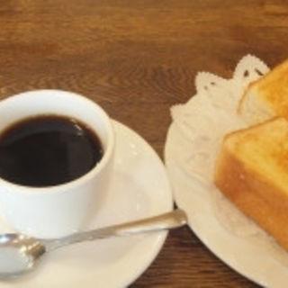 コーヒーとトースト(神田珈琲園 神田北口店 )