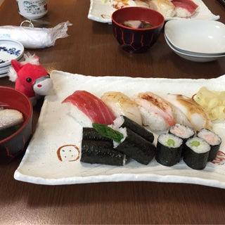 おまかせにぎり(福寿司)
