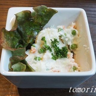 ロシア風ポテトサラダ(立ちバルイタリアン BOTTI 錦通店)
