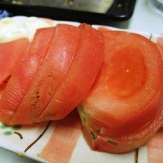トマト(立呑処 おかの)
