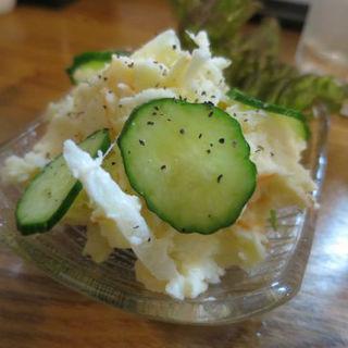 ポテトサラダ(立呑処 ぎん虎)