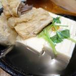 鯛アラの湯豆腐(うしお汁)