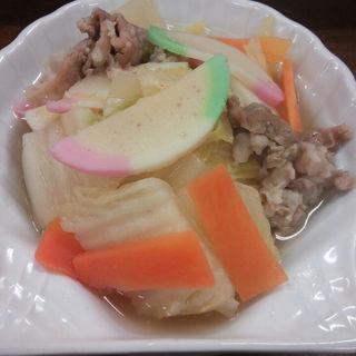 白菜と豚肉の炊き合わせ(立呑処 ひととひと )