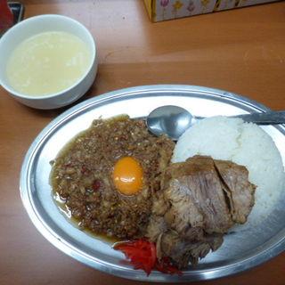 マシライス(立川マシマシ 5号店)