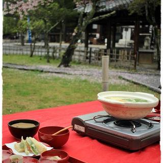 湯豆腐ランチ(竹仙 (ちくせん))