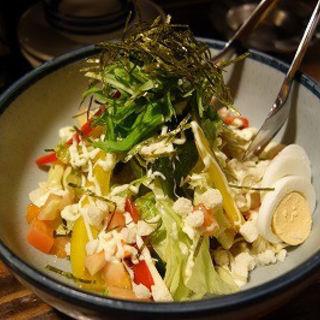 サラダ(竹房)