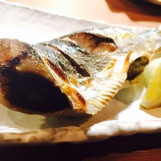 にしん塩焼き(やっこ)