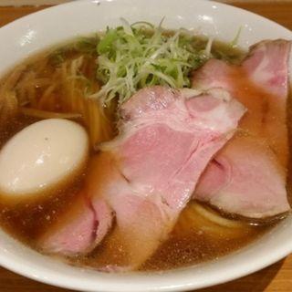 醤油ラーメン(竹麺亭 )