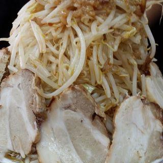 豚入り味噌ラーメン野菜バカ増し(笑福 南森町店 )