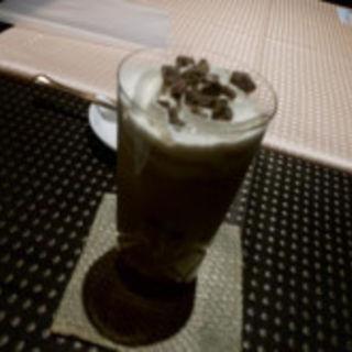 ゴヂバのチョコレートのカクテル(第一ホテル東京・ラウンジ21)