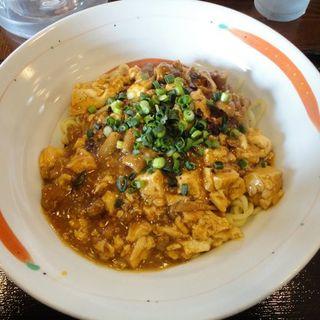 中山麻婆麺(節系とんこつらぁ麺 おもと )
