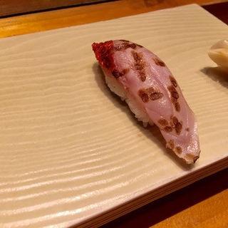 金目鯛の炙り焼き(築地寿司清 名古屋店 (つきじすしせい))