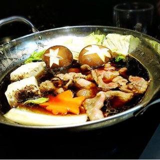 すき焼き鍋(粋 蒲田店 (iki))