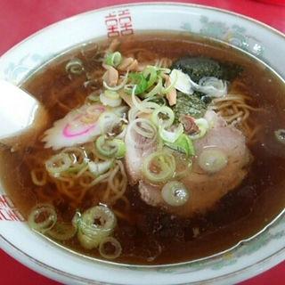 ラーメン(大盛り)(精養軒 倉内店 )