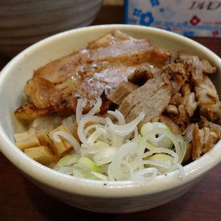 チャーシュー丼(紗々 )