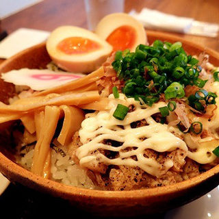 チャーシュー丼(絹屋 )