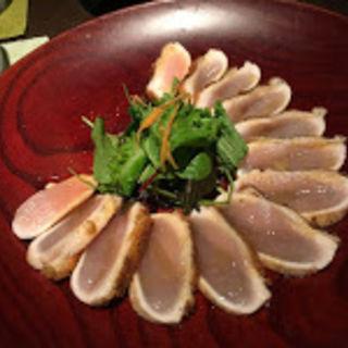 むね肉のたたき(縁 YENISHI (えにし))