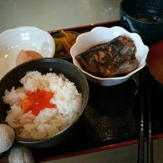 卵ごはんセット(美味卯 (びみう))