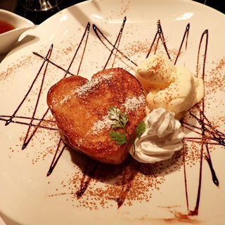 キセキのフレンチトースト(美神鶏 )