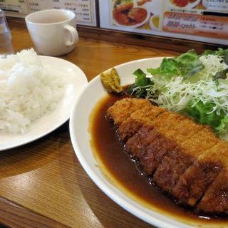 ポークカツ定食(翔樹 )