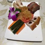 前菜盛り合わせ(老香港酒家京都 (オールドホンコンレストランキョウト))