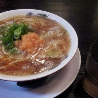 肉醤油ラーメン(肉太郎 梅田2ビル店 )