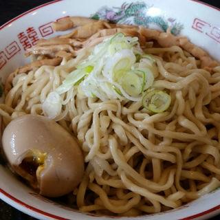 油そば300(肉ぬき)(自家製太麺 渡辺 (ジカセイフトメン ワタナベ))