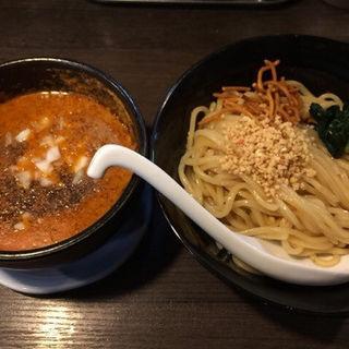 担々つけ麺(自家製麺 ほうきぼし )