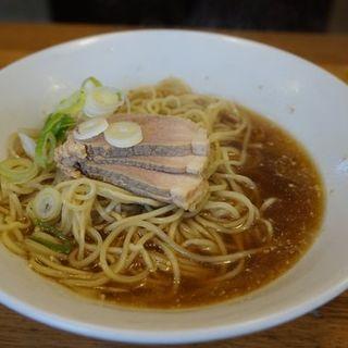 肉そば(自家製麺 伊藤 (いとう))