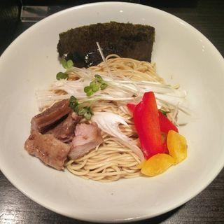 まぜそば(自家製麺 伊藤 銀座店)