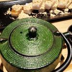 元祖くず餅(お茶付き)(船橋屋 コレド室町店)