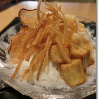 新食感スノーアイス(芋花恋 尾張旭店 (イモカレン))
