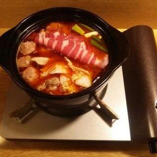 火鍋(芙蓉餃子房)
