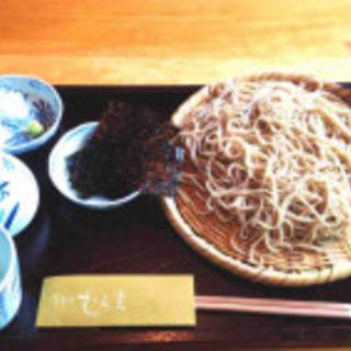 ざる蕎麦(芦屋川 むら玄 (むらげん))