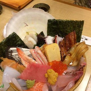 プレミアム海鮮丼